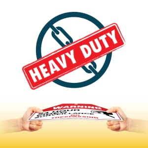 heavy duty rust free aluminum metal