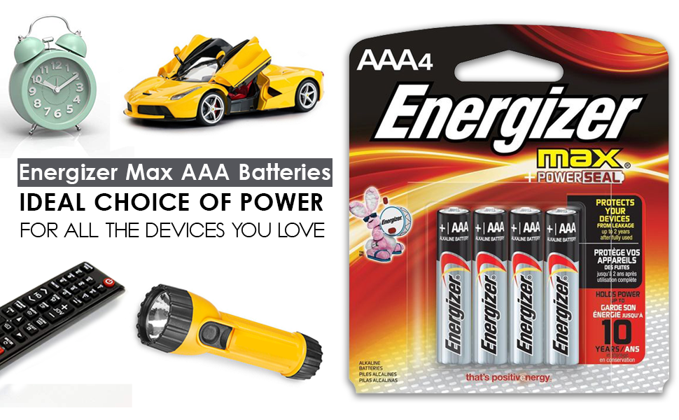 Energizer Max AAA Batteries AAA2 Battery 20 24 Pack flashlights toys remote smoke alarms cameras