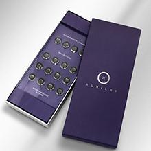 auxilry_interchangeable_shirt_button_fashion_innovation_award_winner
