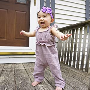 baby girl jumpsuit romper