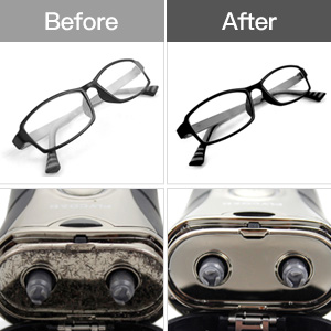 cleaning effect