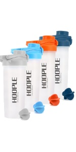 small blender bottle shaker cup protein shakes powder smoothie whey mix blend leak proof flip lid