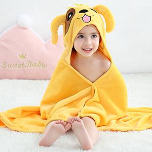 dog baby bath towels