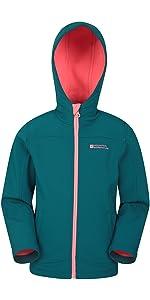 soft shell jacket, jackets for kids, girls coats, soft shell, boys jacket, childrens shell jacket