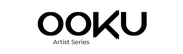 OOKU Artist Series Watercolor Pencil Products