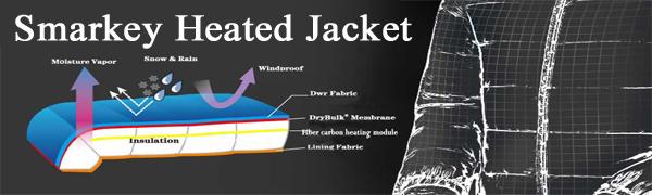 Smarkey Heated Jacket
