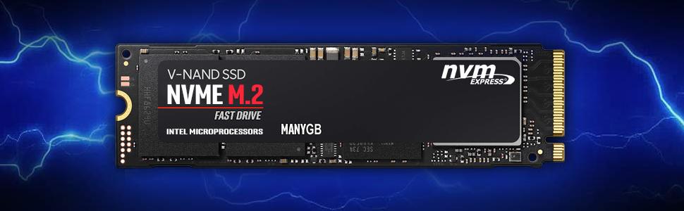 Intel NUC NUC8i5BEH Mini PC/HTPC i5 8th Gen m.2 nvme sdd pcie very fast solid state drive 4x speed