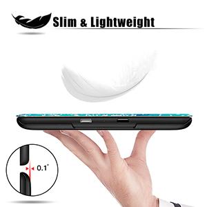 Slim and Ultra Lightweight