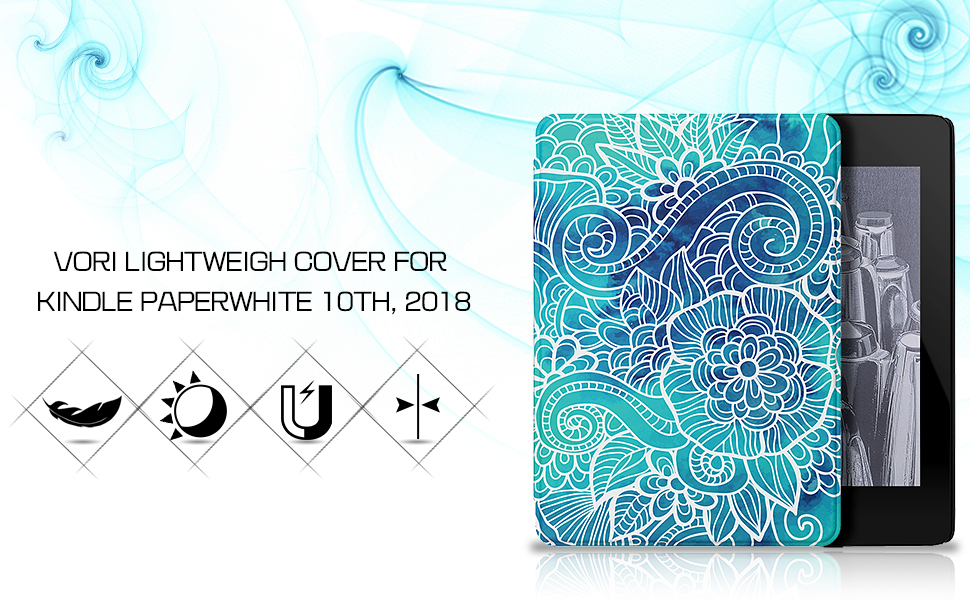 Kindle paperwhite 2018 case