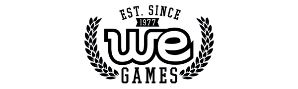 WE Games making traditional high quality board games since 1977 - imported from around the world