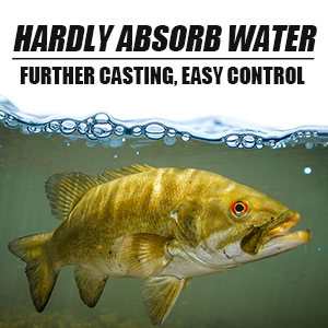 Best fishing line made by Ashconfish