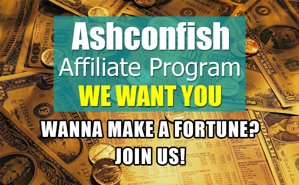Ashconfish Affiliate