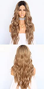Brown Lace Wig