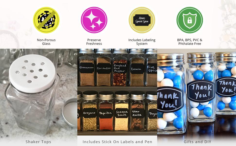 BPA FREE, & FOOD-GRADE STAINLESS-STEEL