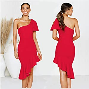 backless bodycon dress for women
