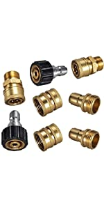 Pressure Washer Coupler