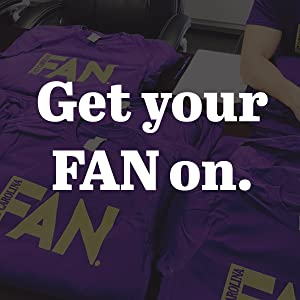Get your fan on, fanouflage, ECU, East Carollna Game Day