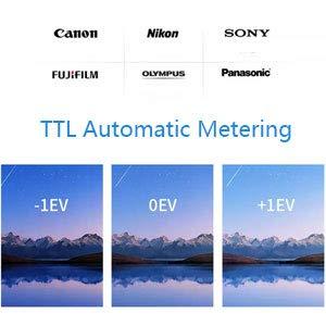TTL Auto Flash