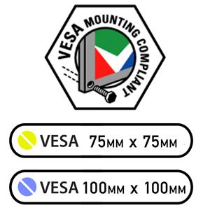 vesa, mount, wallmount, tv, mounting compliance.
