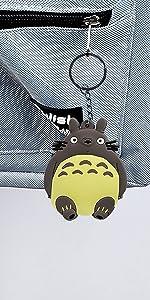 Totoro Keychain Bag Pendant