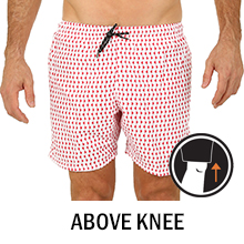 above knee