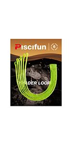 braided leader loop