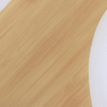 Bamboo Core Fins
