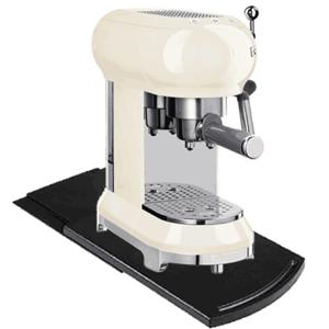 handy caddy coffee pot slider tray