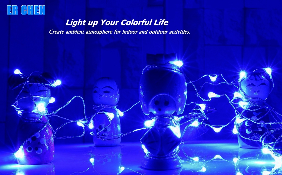 Light up Your Colorful Life