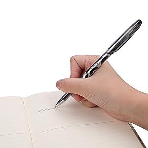 smooth writing