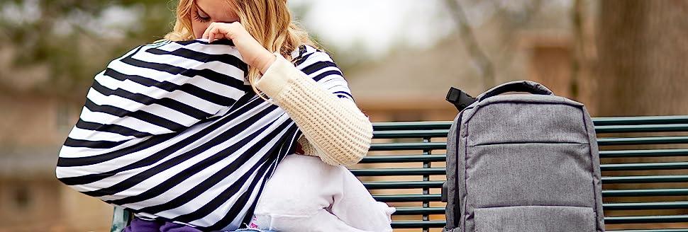 Nursing Cover, Breastfeeding, Mom, Baby, Parenting, Style, Fashion