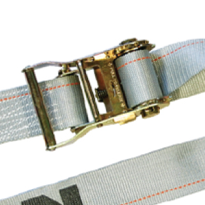 Vulcan Logistic Straps for E-Track - Ratchet Strap Style - 6 Pack