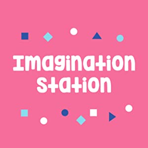 Imagination Station is Boley's line of kids household pretend play and cleanup toys
