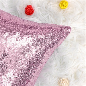 Shiny Sparkling Comfy Satin Cushion Covers