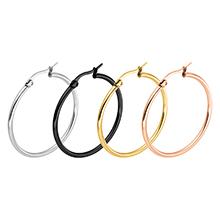 big hoop earrings women, girls, teens and men