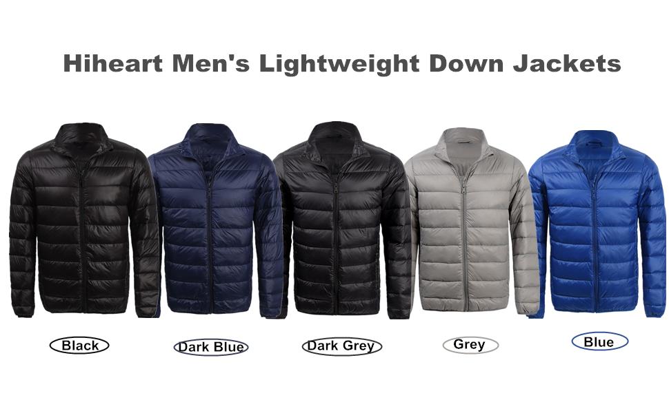 men ultralight down jackets