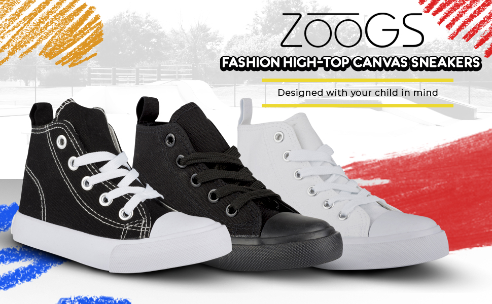 sneakers, black, white, boys, girls, toddlers, canvas, everyday shoes, kids, unisex sneakers