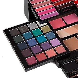 Full makeup kit full face for beginners professional makeup artist travel set kit