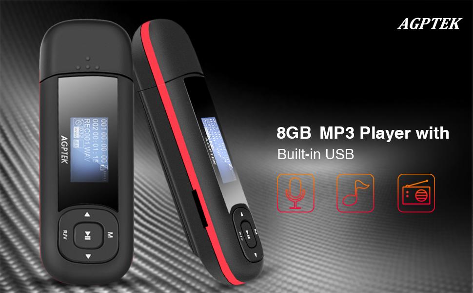 USB Stick Mp3 Player