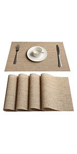 coffee place mat