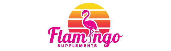 Flamingo Supplements Logo Elderberry Gummies listing