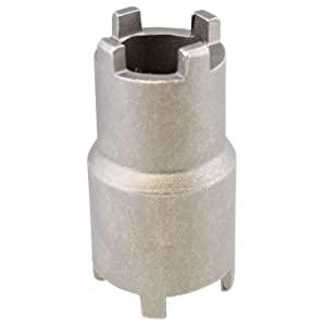 Clutch locking nut removal tool