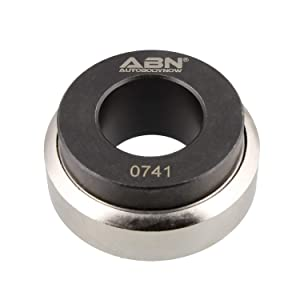 Black ring is rotating bearing that prevents damage by eliminating friction