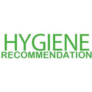 hygiene recommendation