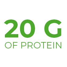 20 G OF PROTEIN