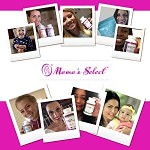 Mama's Select Selfies