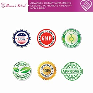 Mama's Select Stamps