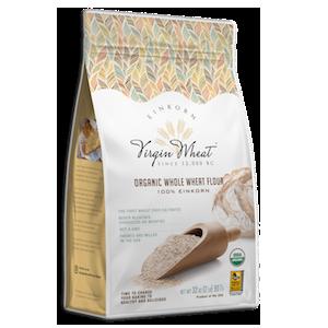 Virgin Wheat Flour, Einkorn Flour