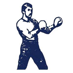 Gentleman Boxer early century cartoon