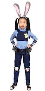 Judy costume for girls